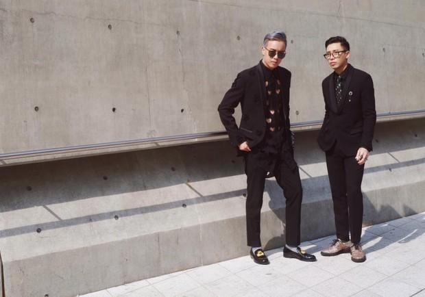 Hoàng Ku, Châu Bùi, Cao Minh Thắng & các fashionista Việt nổi không kém fashionista Hàn tại Seoul Fashion Week - Ảnh 17.