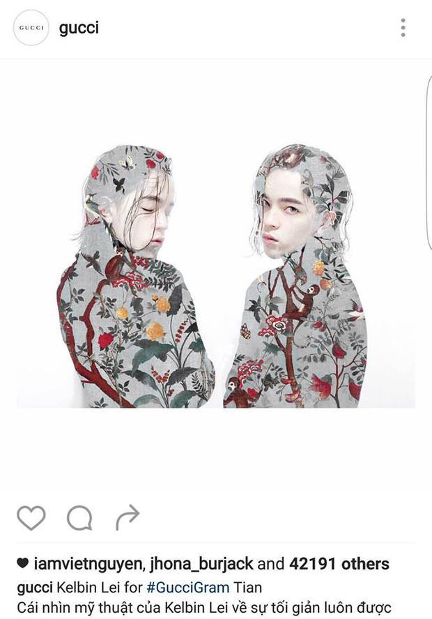 Chẳng nói chẳng rằng, Hồ Ngọc Hà cứ thế mà chễm chệ trên Instagram của Gucci - Ảnh 6.