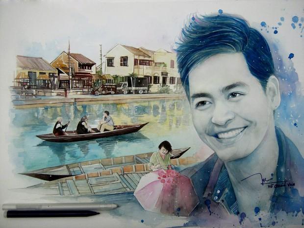 9X chuyên vẽ chân dung sao Việt được vinh danh trên tạp chí nghệ thuật nổi tiếng hàng đầu của Mỹ - Ảnh 7.