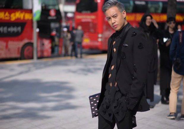 Hoàng Ku, Châu Bùi, Cao Minh Thắng & các fashionista Việt nổi không kém fashionista Hàn tại Seoul Fashion Week - Ảnh 22.