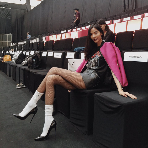 Tiết lộ sốc: Loạt mẫu Hoàng Thùy, Lê Thúy, Kha Mỹ Vân... bị chính ekip Vietnam International Fashion Week cấm diễn? - Ảnh 6.