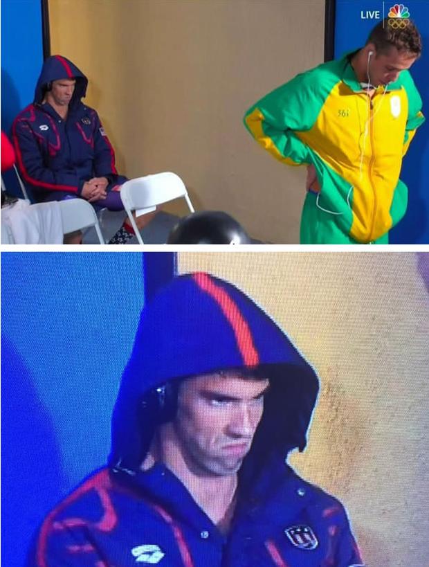 Những khoảnh khắc không thể quên tại Olympic 2016 - Ảnh 13.