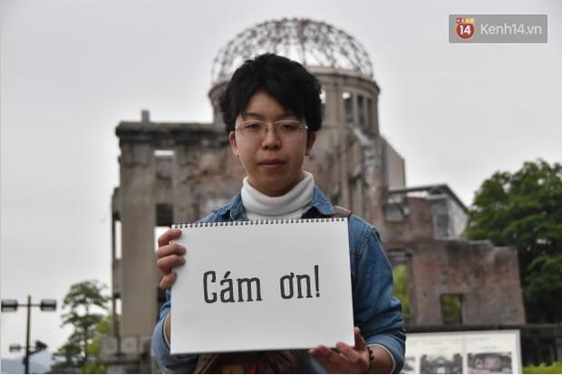 Đây là những điều người dân Hiroshima muốn nói với Tổng thống Obama - Ảnh 15.