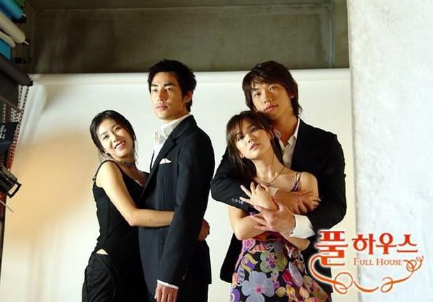 Hơn 10 năm trước, đây là những phim Hàn khiến chúng ta rung rinh (P.1) - Ảnh 14.