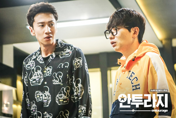 """Entourage"": Seo Kang Joon á khẩu khi bắt gặp So Hee hẹn hò Kang Ha Neul - Ảnh 21."