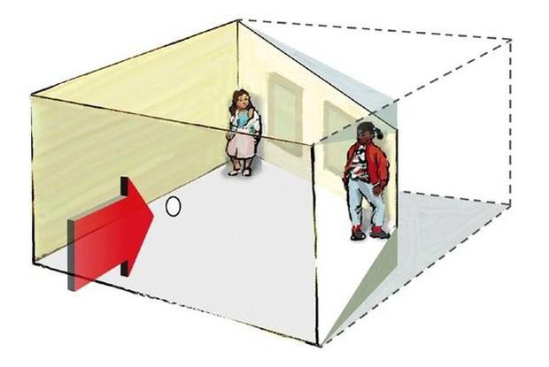 6 loại ảo ảnh thị giác hư hư thực thực khiến bạn chẳng biết đường nào mà lần - Ảnh 9.