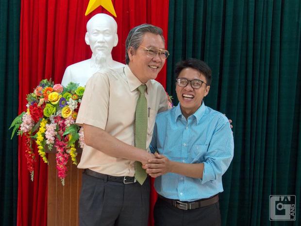 Chàng trai khiến cả tỉnh Ninh Thuận thay đổi chính sách thi Học sinh giỏi chỉ với một câu nói! - Ảnh 1.
