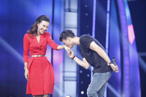 Chi Pu - Gil Lê đáng yêu trong gameshow, Hoàng Oanh gây sốt với clip nói về tình yêu - Ảnh 6.