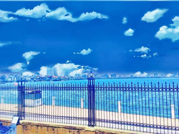 Chỉnh ảnh thành tranh như anime - trào lưu mà dân sống ảo không thể bỏ qua! - Ảnh 3.