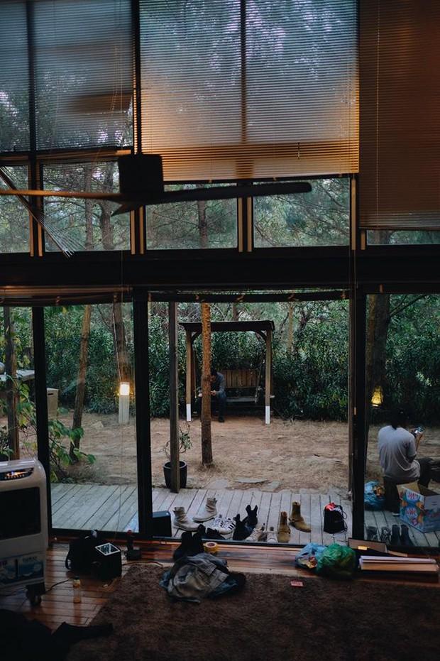 Hot nhất mùa Giáng sinh năm nay: Căn biệt thự giống hệt Twilight ở ngay gần Hà Nội - Ảnh 3.