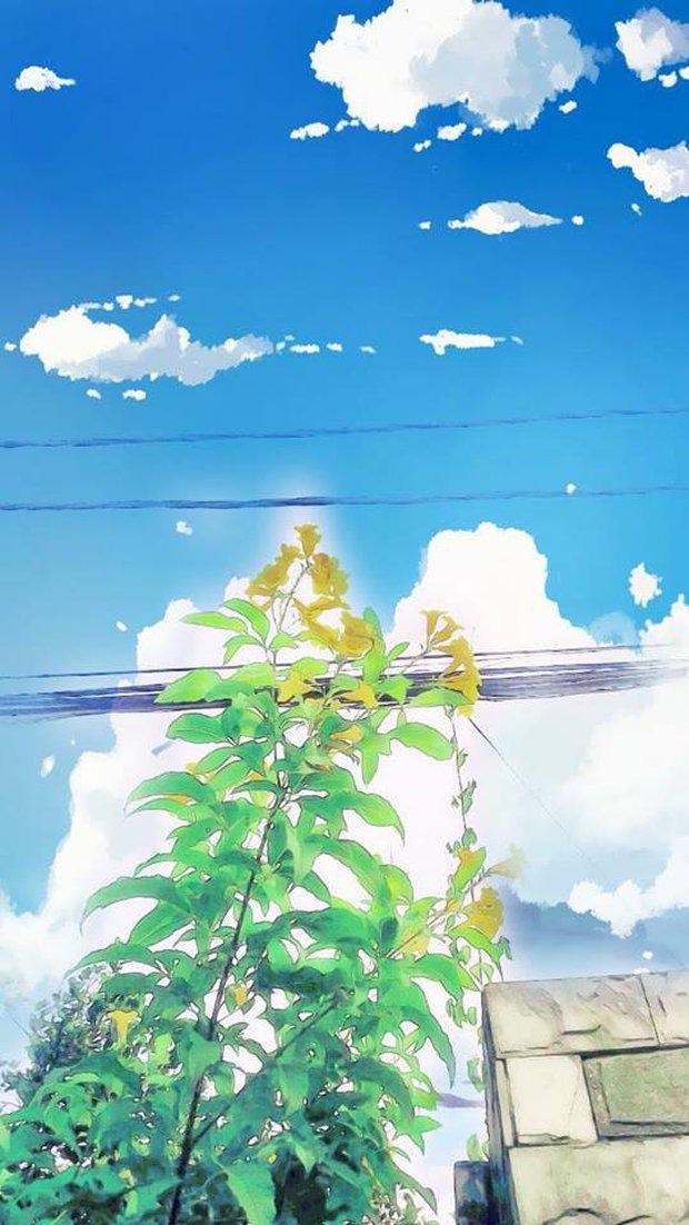 Chỉnh ảnh thành tranh như anime - trào lưu mà dân sống ảo không thể bỏ qua! - Ảnh 9.