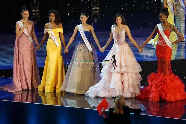 Đại diện Việt Nam - Diệu Ngọc trượt Top 20 tại Hoa hậu Thế giới 2016 - Ảnh 4.