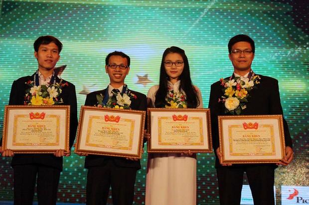 9X xinh đẹp sáng chế phanh điện từ được vinh danh Sáng tạo trẻ Việt Nam 2016 - Ảnh 2.