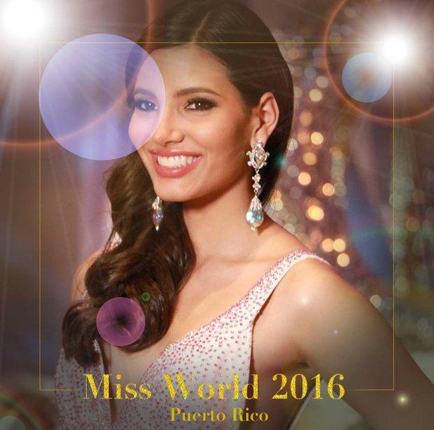 Nhan sắc người đẹp 19 tuổi vừa đăng quang Hoa hậu Thế giới 2016 - Ảnh 6.
