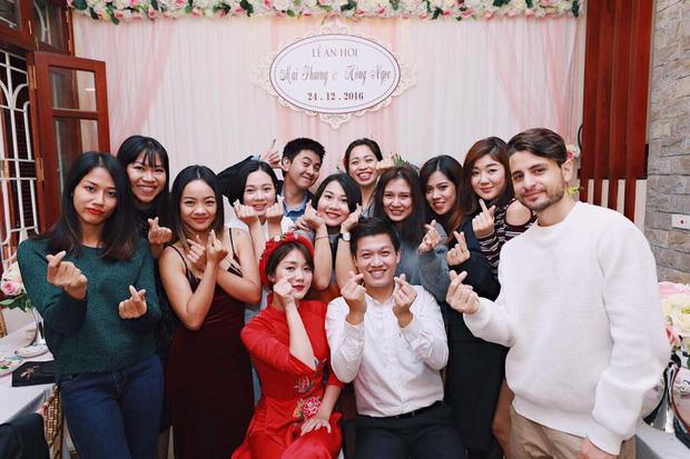 Hôm nay, soái ca VTV Trần Ngọc kết hôn với nữ nhiếp ảnh gia 9X xinh đẹp - Ảnh 8.