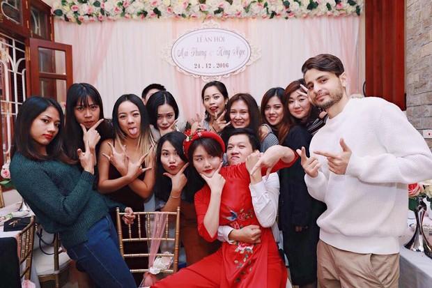 Hôm nay, soái ca VTV Trần Ngọc kết hôn với nữ nhiếp ảnh gia 9X xinh đẹp - Ảnh 9.
