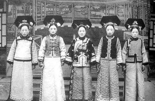 Vẻ đẹp thật sự của các phi tần Trung Quốc thời xưa khiến nhiều người ngã ngửa - Ảnh 13.