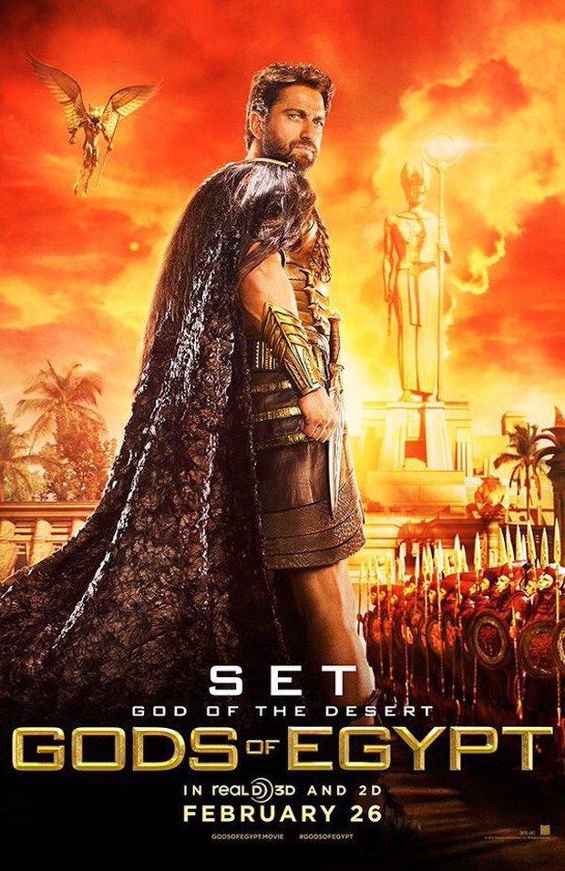 Ai Cập, Hy Lạp, Bắc Âu: Thần nào hoành tráng nhất trên màn ảnh? - Ảnh 18.