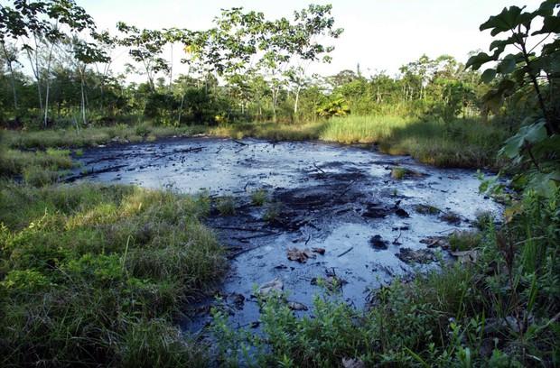 20 bức ảnh gây shock cho thấy nguồn nước trên toàn thế giới đang ô nhiễm nghiêm trọng - Ảnh 16.