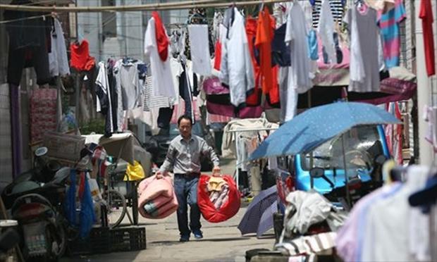 Hàng chục ngàn phụ huynh Trung Quốc tiễn con lên đường đi thi Đại học - Ảnh 17.
