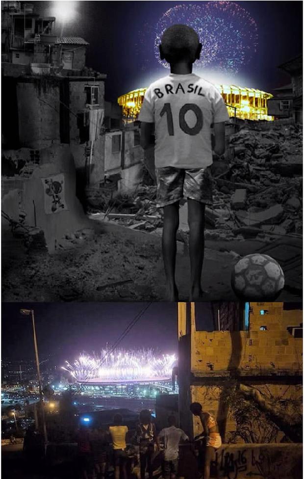 Những khoảnh khắc không thể quên tại Olympic 2016 - Ảnh 15.