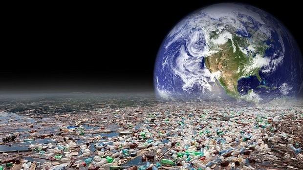 Phát minh kỳ diệu: thùng hút rác tự động trên đại dương - Ảnh 1.