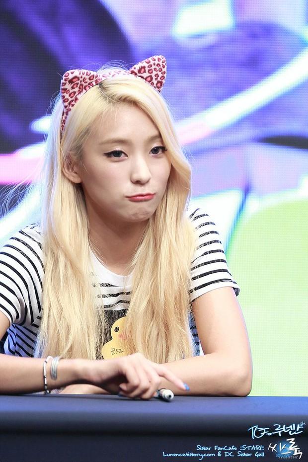 Bất ngờ trước ngoại hình của thành viên lớn tuổi nhất trong các nhóm nhạc nữ Kpop - Ảnh 1.