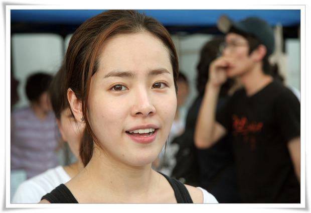 Cận cảnh làn da của 25 mỹ nhân đình đám nhất Hàn Quốc - Ảnh 22.