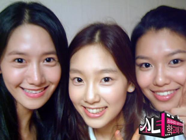 Cận cảnh làn da của 25 mỹ nhân đình đám nhất Hàn Quốc - Ảnh 12.
