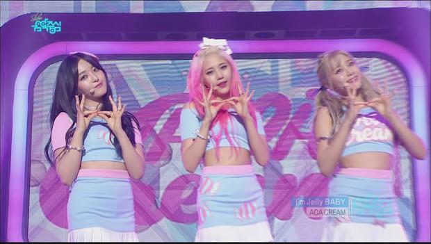 G-Friend, 4Minute, AOA Cream tích cực quẩy sau Tết - Ảnh 1.