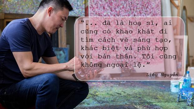 Gặp gỡ họa sĩ Việt Nam có bức tranh được Apple treo khắp thế giới - Ảnh 4.