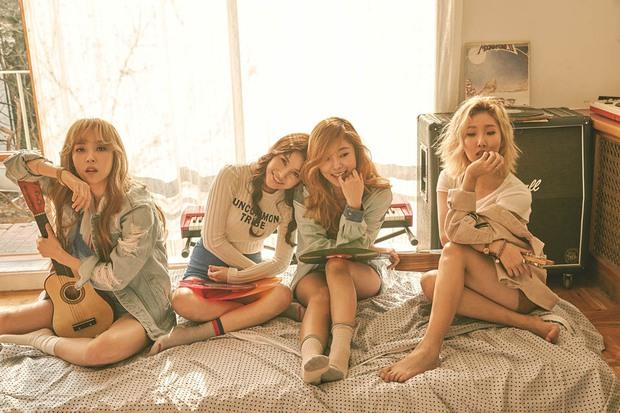 Điểm mặt thế hệ girlgroup thứ 4 được kỳ vọng tiếp nối SNSD, 2NE1, SISTAR - Ảnh 12.