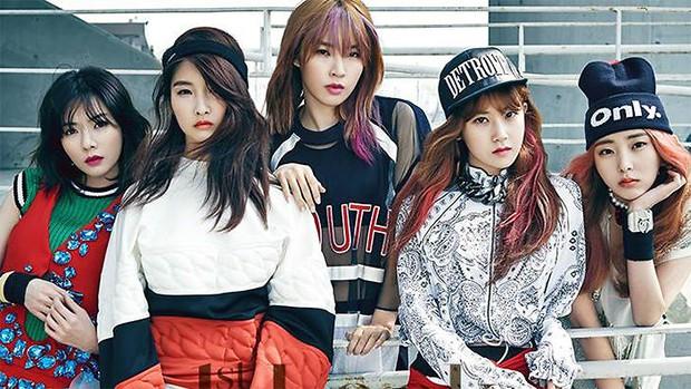 Điểm mặt thế hệ girlgroup thứ 4 được kỳ vọng tiếp nối SNSD, 2NE1, SISTAR - Ảnh 7.