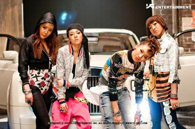 TWICE hạ bệ 2NE1, trở thành girlgroup có MV ra mắt hot nhất lịch sử - Ảnh 1.