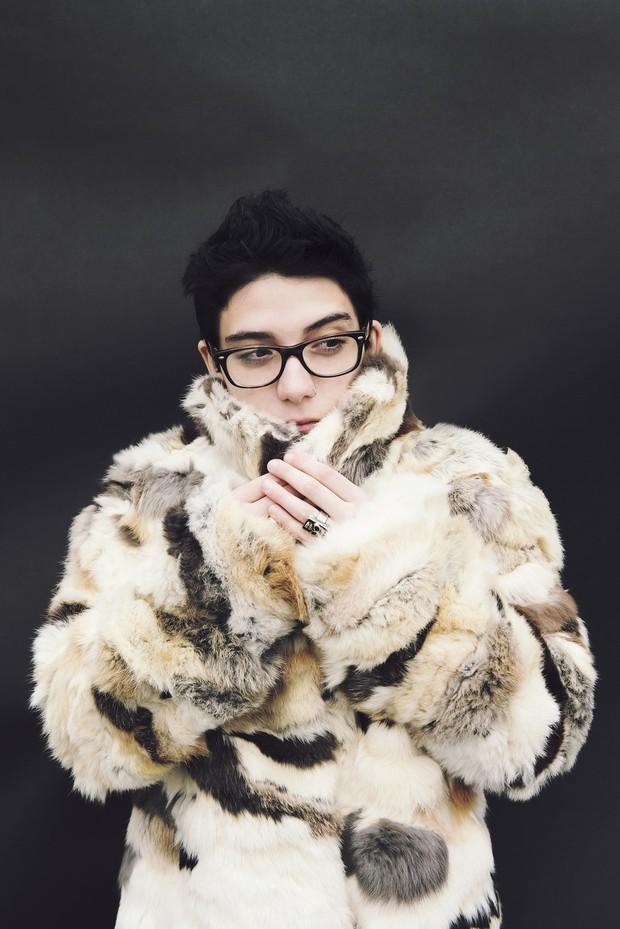 Ryan Cassata: Chàng ca sỹ chuyển giới 15 tuổi với giọng hát của nữ - Ảnh 1.
