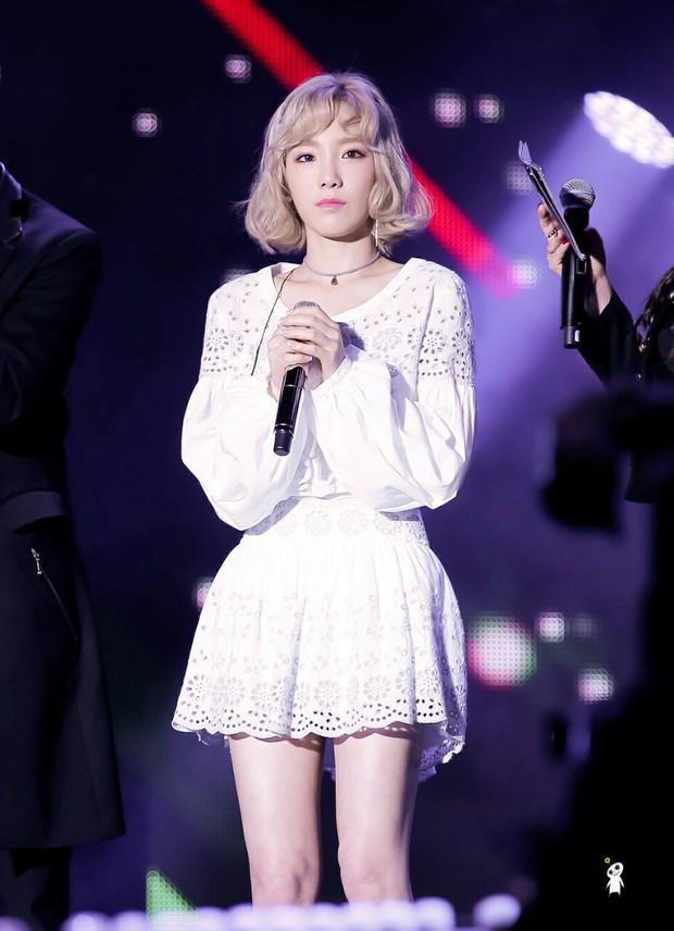 Fan bức xúc đòi Taeyeon xin lỗi vì hoãn solo concert - Ảnh 1.