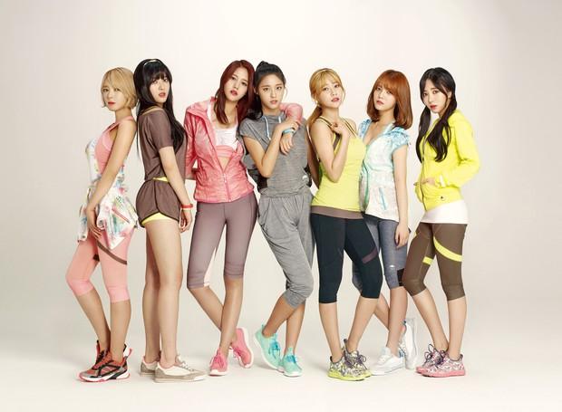 Fan AOA bắt girlgroup của Produce 101 phải đổi tên - Ảnh 1.