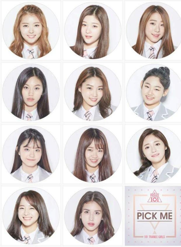 Fan AOA bắt girlgroup của Produce 101 phải đổi tên - Ảnh 2.