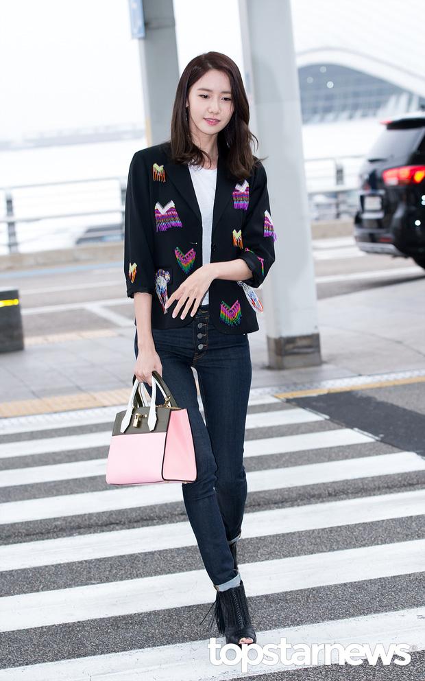 Soán ngôi Song Joong Ki tại Đại Lục, Yoona (SNSD) trở thành tâm điểm của báo giới khi về nước - Ảnh 3.