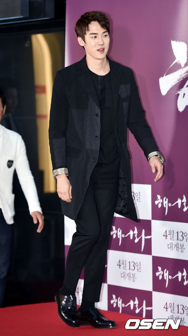Han Hyo Joo, Park Shin Hye đọ sắc quyến rũ, Phó Sĩ quan Jin Goo lịch lãm tại sự kiện - Ảnh 5.