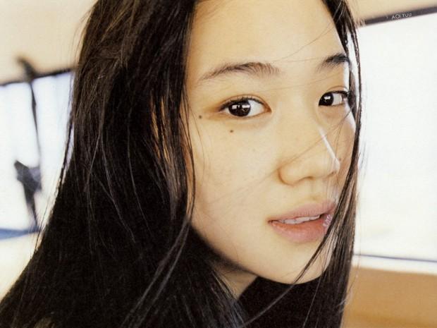 Loạt ảnh chứng minh nhan sắc dàn mỹ nam, mỹ nữ đình đám của Nhật Bản đẹp tự nhiên - Ảnh 27.
