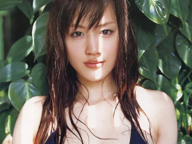 Loạt ảnh chứng minh nhan sắc dàn mỹ nam, mỹ nữ đình đám của Nhật Bản đẹp tự nhiên - Ảnh 22.