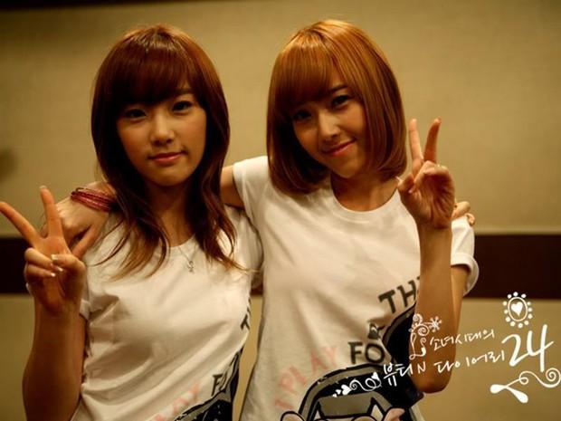 Netizen giễu cợt Jessica không thể nào bằng Taeyeon - Ảnh 3.