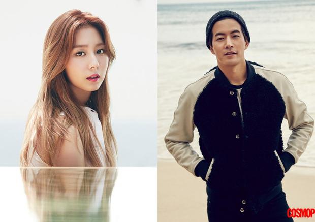 HOT: Chân dài Uee (After School) và người chồng quốc dân Lee Sang Yoon tuyên bố hẹn hò - Ảnh 2.