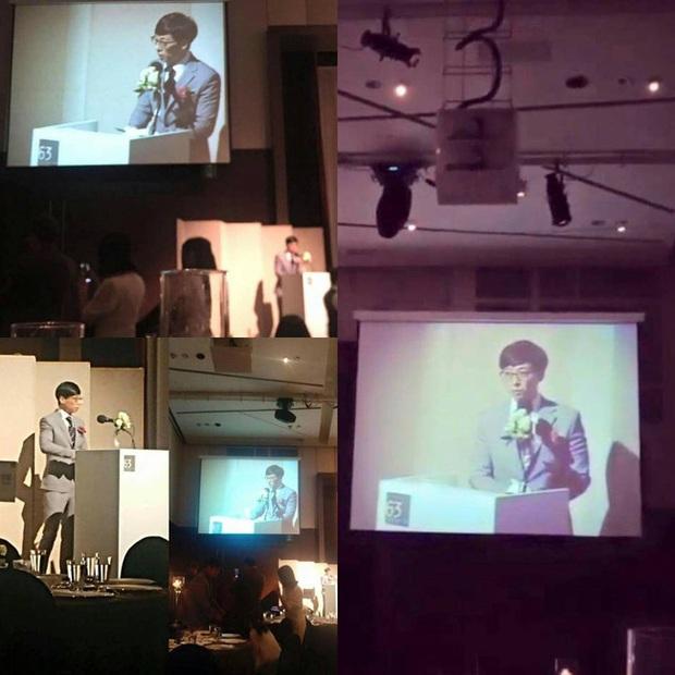 Hình ảnh 4 thành viên Running Man tại đám cưới Myuk PD bỗng được chia sẻ như vũ bão - Ảnh 7.