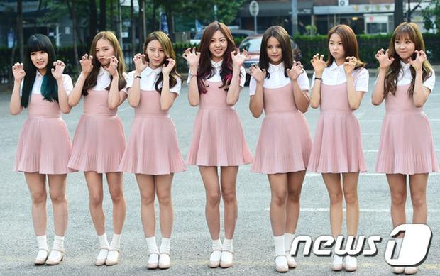 Tiffany (SNSD) cùng Hani (EXID) khoe chân nuột nà trắng ngần trước thềm Music Bank - Ảnh 12.
