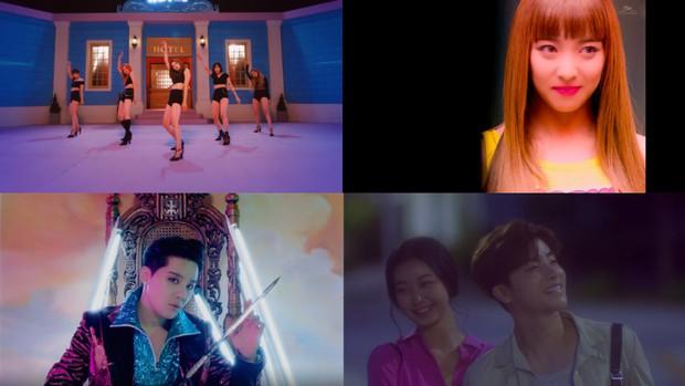 Điểm lại loạt MV Kpop vừa thổi vừa xơi tuần qua: iKON, Junsu, EXID - Ảnh 1.