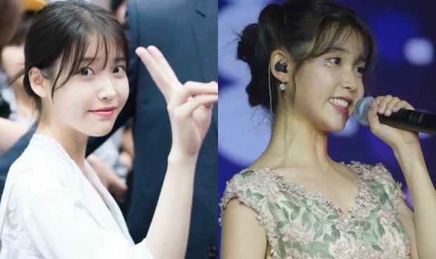 Yoona (SNSD) thả dáng sang chảnh, IU bị tố làm mũi khi xuất hiện tại sân bay - Ảnh 3.