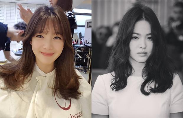 Bản sao hoàn hảo của Song Hye Kyo bị chê rẻ tiền khi khoe ảnh cho con bú lên mạng - Ảnh 8.