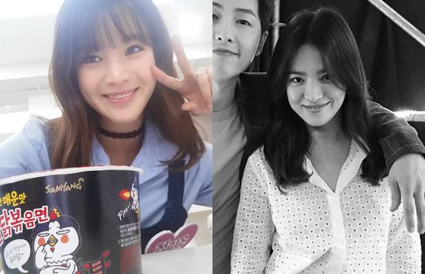 Bản sao hoàn hảo của Song Hye Kyo bị chê rẻ tiền khi khoe ảnh cho con bú lên mạng - Ảnh 7.